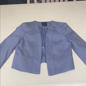 Forever 21 grey blazer